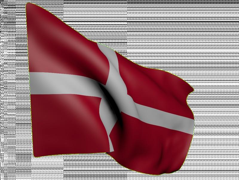 Stort udvalg af festlige flagranker til favorable priser hos Brondsholm.dk