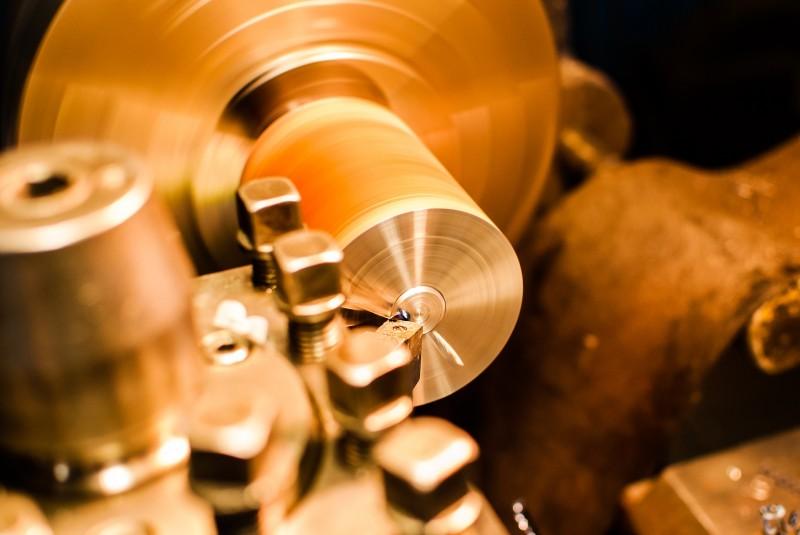 Metal drejebænk i høj kvalitet fra Dorch & Danola