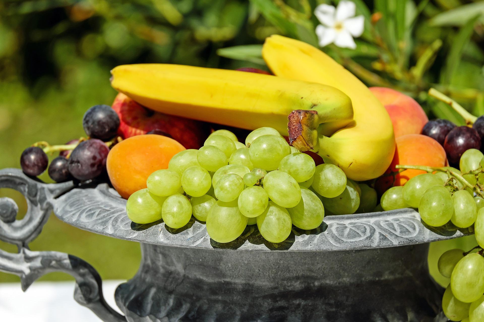 Økologisk frugt